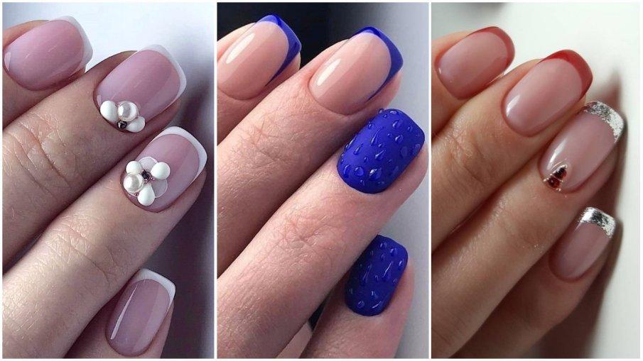 Идеи Маникюра Красивые Ногти