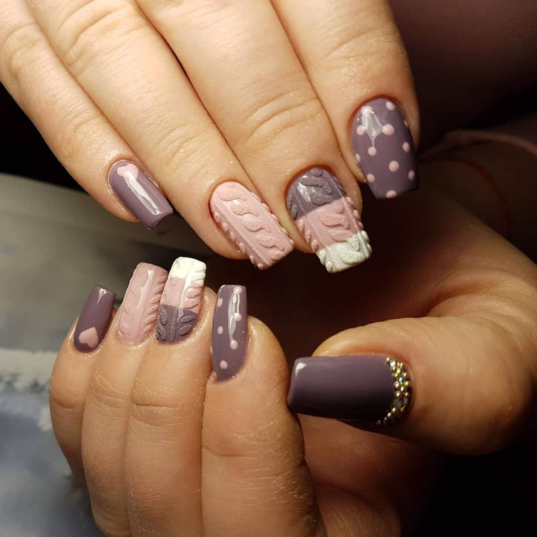 помощью мейка дизайн ногтей фото новинки осень зима изображений галерее может