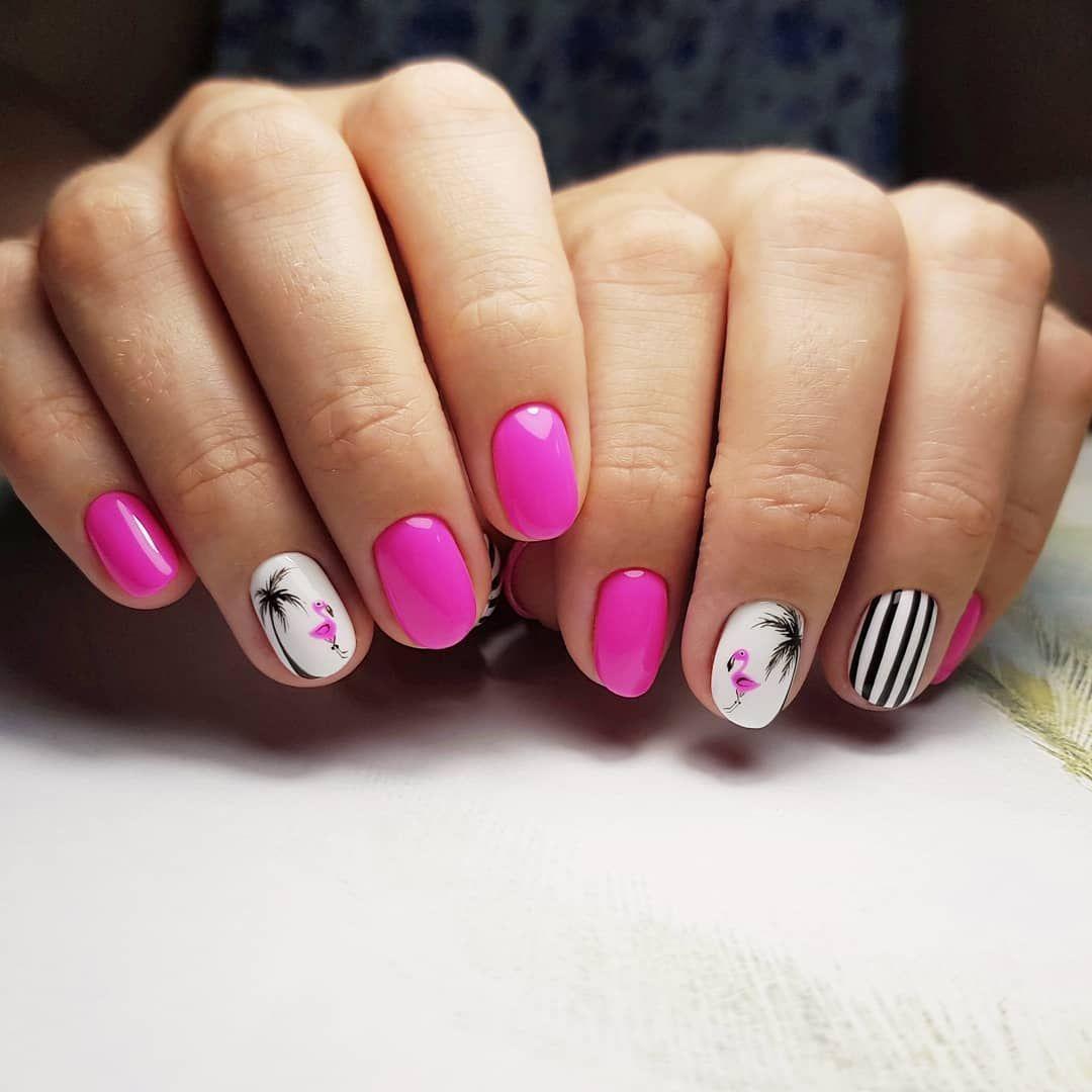 Дизайн Ногтей Фото Идеи Новинки: Ногти 23 Лето Идеи