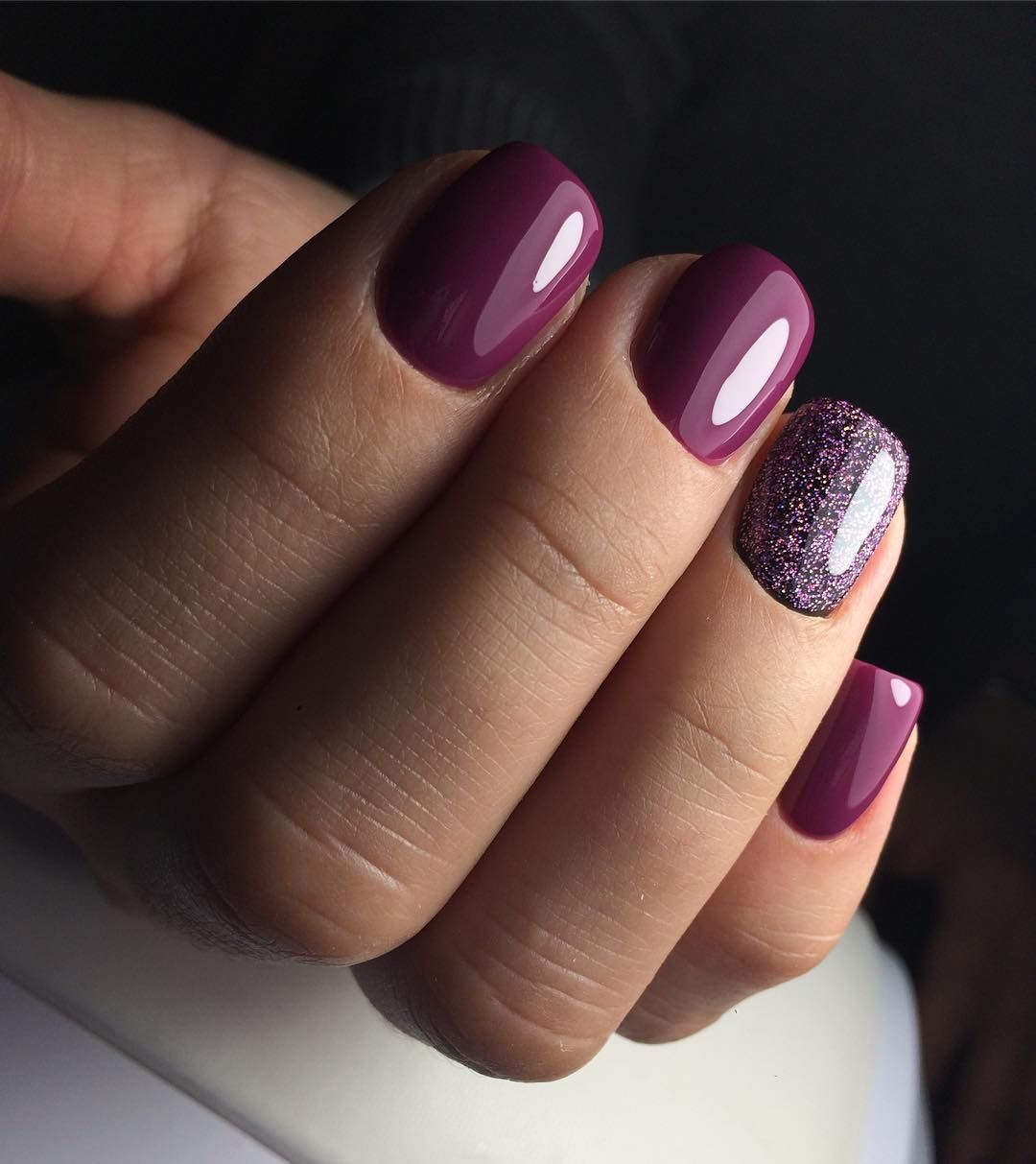 Шеллак на короткие ногти фото дизайн 2021