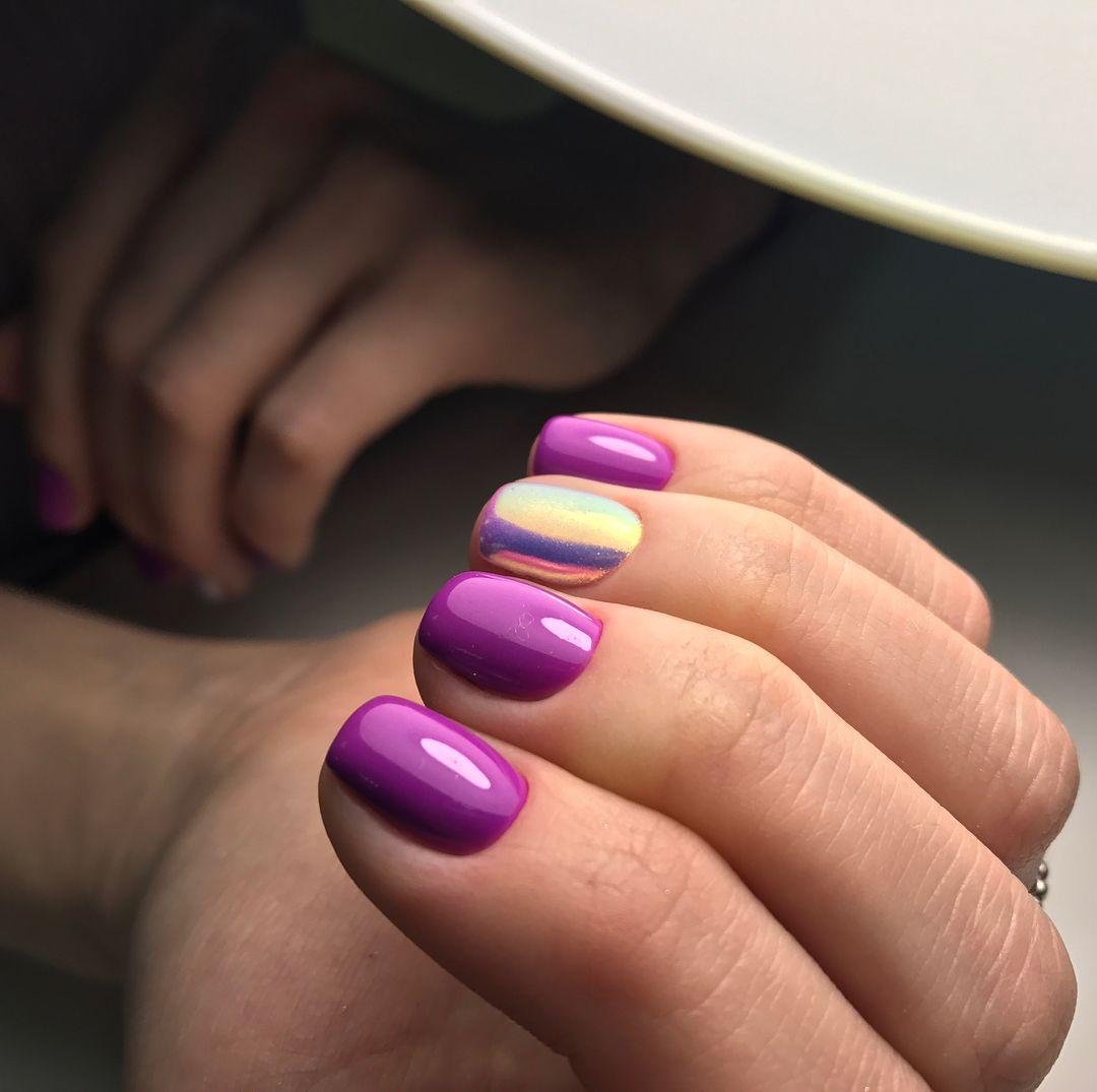 Лучшие Идеи Маникюра На Короткие Ногти