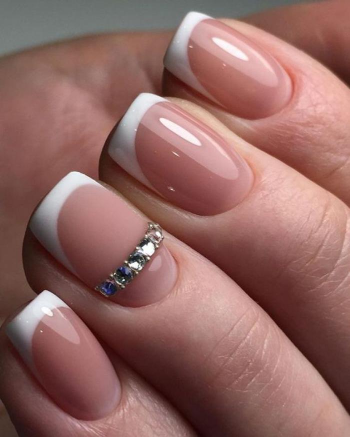 Наращивание ногтей гелем фото дизайн