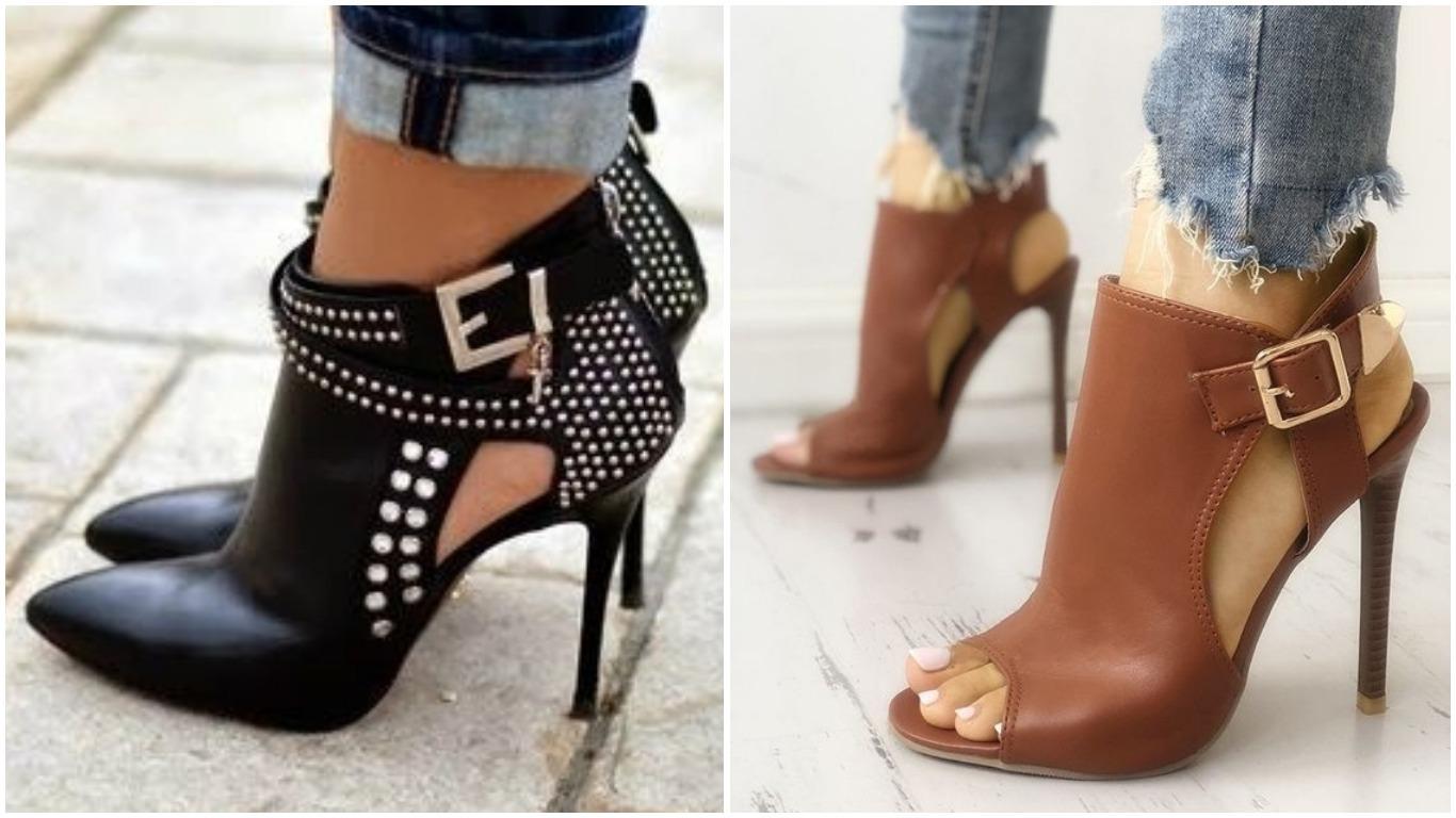 16915008b Такая обувь будет не только привлекать к себе внимание, но и добавит в  образ роскоши и шика, а потому красный, алый и пурпурный будут фаворитами  этого ...
