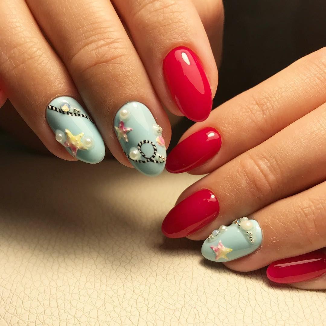 фото пляжных ногтей новинки мультиварке