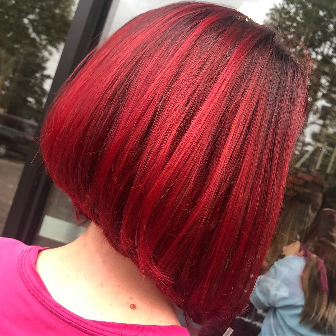 алюминиевый мелирование красных волос фото если еще стрейчем