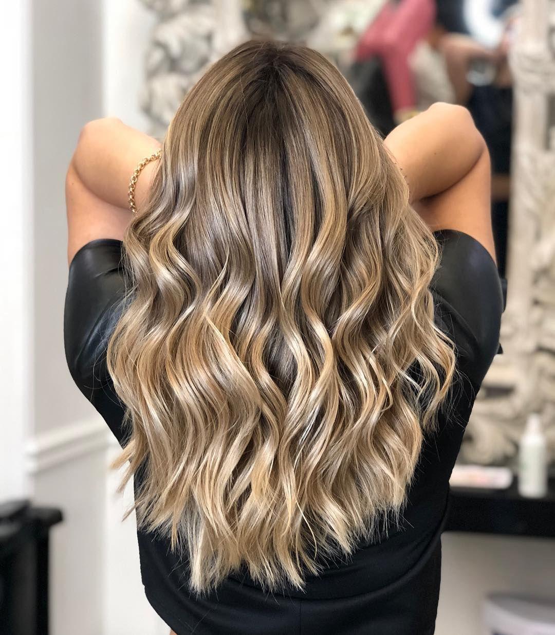 окрашивание волос картинки от светлого к темному