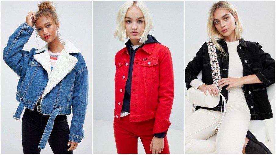 bbb17e03c7d7 Женские джинсовые куртки 2019-2020: модные тенденции, фото, луки