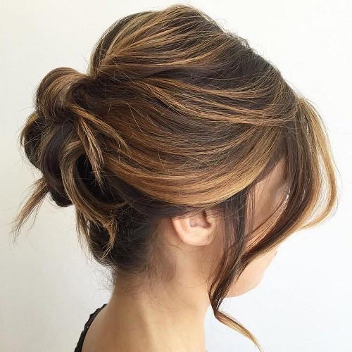 Женские прически на короткие волосы: лучшие идеи и фото