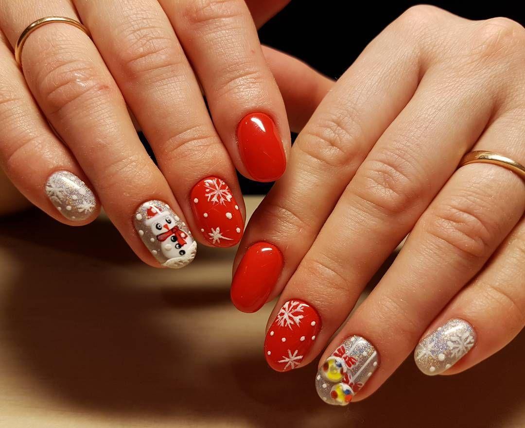 моделизм гелевое покрытие на свои ногти фото новогодние постсоветский период